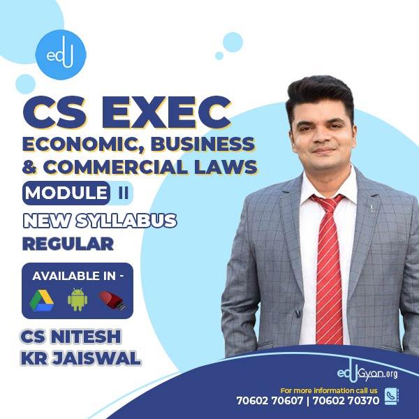 CS Executive EBCL