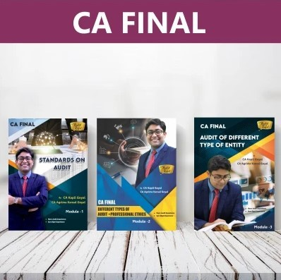 CA Final Audit Course Book By CA Kapil Goyal