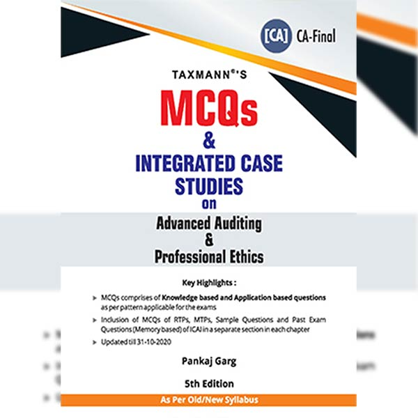 CA Final Advanced Auditing & Professional Ethics MCQ By CA Pankaj Garg